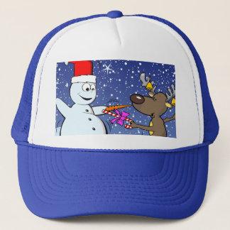 Merry Fencing ! Trucker Hat