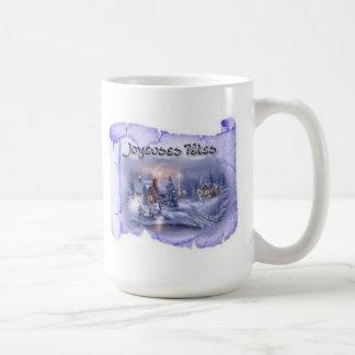 Merry Festivals Basic White Mug
