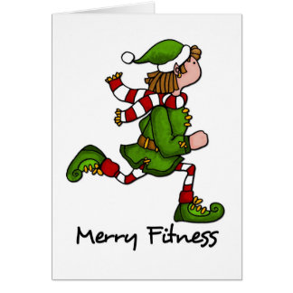 merry fitness card