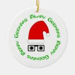 Merry Geekmas Ornament