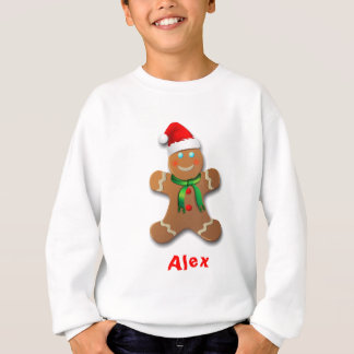 Merry Gingerbread Man Sweatshirt