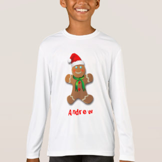 Merry Gingerbread Man T-Shirt