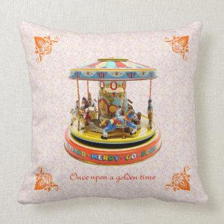 Merry-Go-Round Cushion
