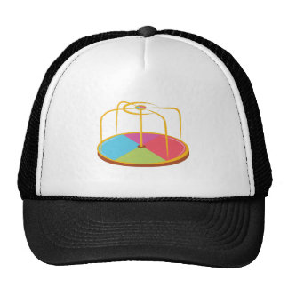 Merry Go Round Mesh Hat