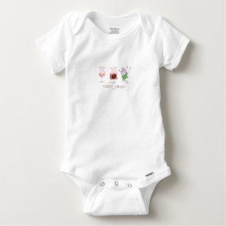 merry haggis baby onesie