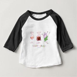 merry haggis baby T-Shirt