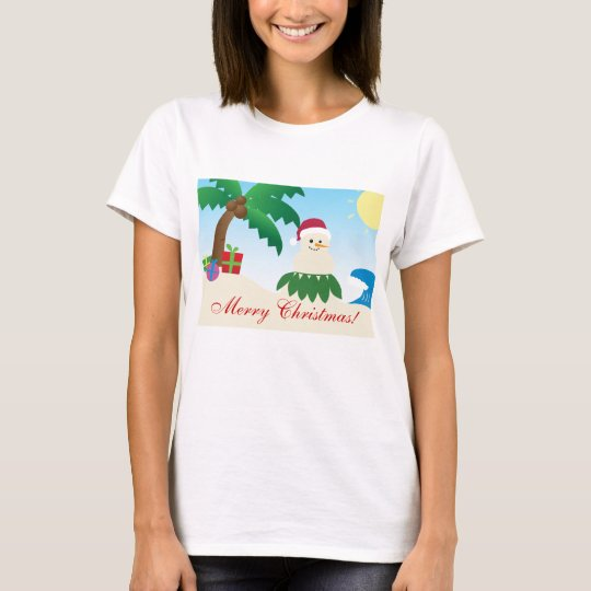 Merry Hawaii Christmas! (Mele Kalikimaka!) T-Shirt