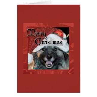 Merry Keesie Christmas Card