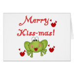Merry Kissmas Card