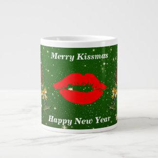 Merry Kissmas Mug
