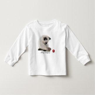Merry Kittymas Toddler T-Shirt