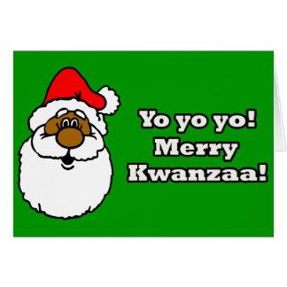Merry Kwanzaa! Card