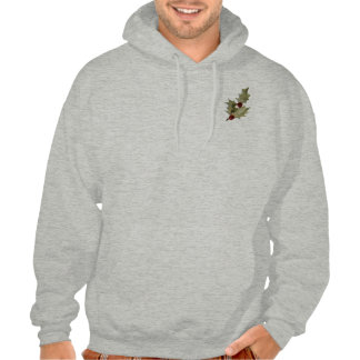 Merry Little Christmas Stocking Hoodie