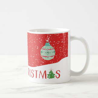 Merry Little Ornaments Christmas Coffee Mug