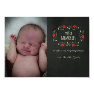 Merry Memories Card