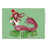 Merry Mermaid Christmas