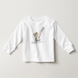 Merry Mouse Moe Toddler Long Sleeve T-Shirt