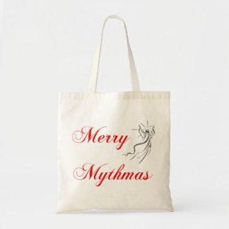 Merry Mythmas Canvas Bag