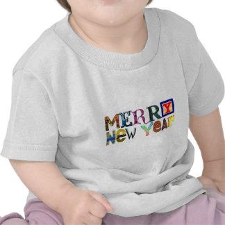 Merry New Year Tee Shirt