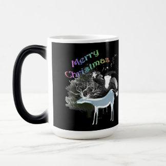 Merry Old Santa Magic Mug
