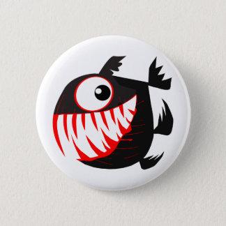 Merry Perry 6 Cm Round Badge