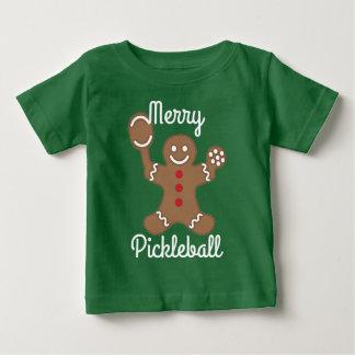 Merry Pickleball Baby T-Shirt