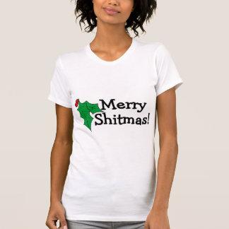 Merry Shitmas T-Shirt