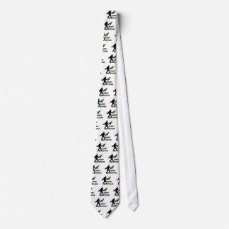 Merry Squatchmas Tie