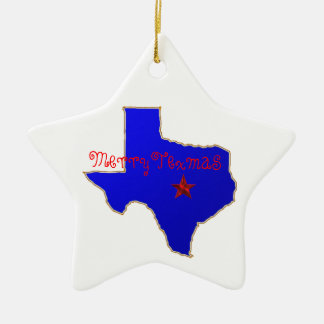 Merry Texmas Ornament
