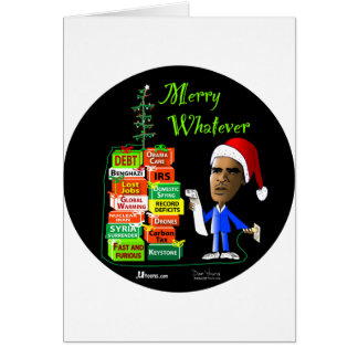 Merry Whatever Card
