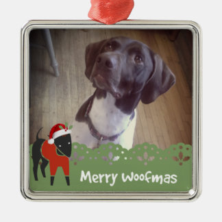Merry Woofmas Ornaments to Personalize