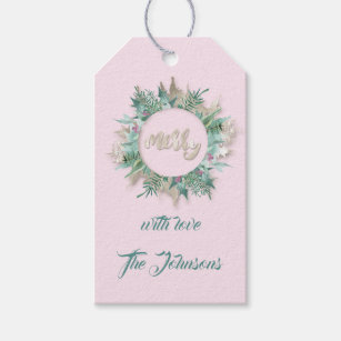 cff8bfcf87395 Mint Green Gift Tags & Gift Enclosures   Zazzle.co.uk
