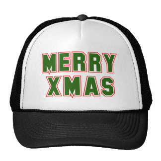 Merry Xmas (2) Cap