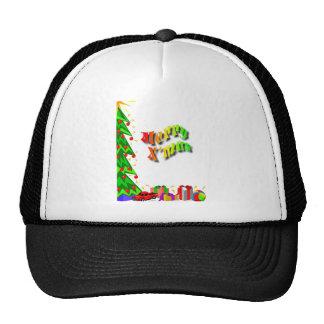 Merry Xmas apparel Cap