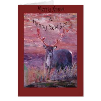 Merry Xmas, Happy Holiday, Felize Navidad, Cards