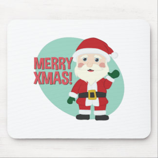 Merry Xmas Mouse Pad
