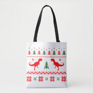 Merry Xmas Santa Sack Christmas Stocking Tote Bag