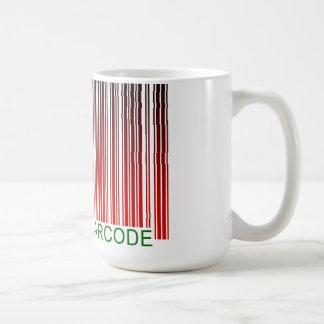 MERRY XMAS : scan this barcode Mugs