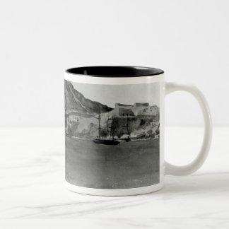Mers El-Kebir, Algeria Two-Tone Coffee Mug