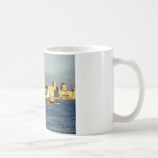 Mersey Ferry & Liverpool Waterfront Coffee Mug