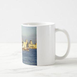 Mersey Ferry & Liverpool Waterfront Coffee Mug