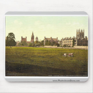 Merton and Christ Church College, Oxford, England Mouse Pad
