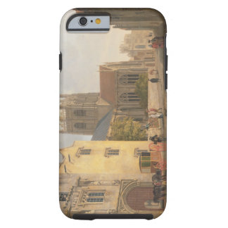 Merton College, Oxford, 1771 (oil on canvas) Tough iPhone 6 Case