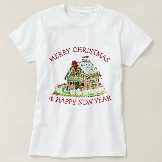 Mery Christmas and Happy New Year Shirt