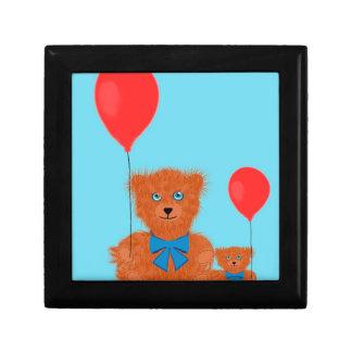 Mes oursons boîtes à souvenirs