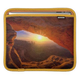 Mesa Arch, Canyonlands National Park iPad Sleeve