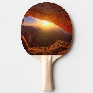 Mesa Arch, Canyonlands National Park Ping Pong Paddle