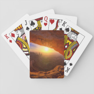Mesa Arch, Canyonlands National Park Playing Cards