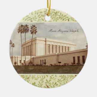 Mesa Arizona Temple Ornament