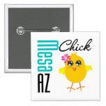 Mesa AZ Chick Button